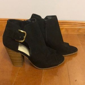Shoes - NWOT Booties